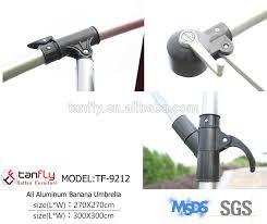 patio umbrella pole parts outdoor goods