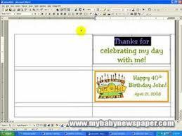 Candy Bar Wrapper Template Microsoft Word Free Blank Candy Bar