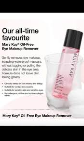 marykay oil free makeup remover health beauty face skin care