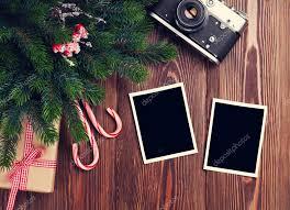 photo frames with christmas gift box