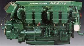 Volvo Penta TAMD71 A - Dieselmotor - Schmidt & Seifert