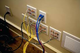 wiring a home network wiring diagram pro wiring a home network home electronics repair home networking 6 network cabling digital television audio visual