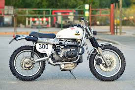 done and dusted nailing the vintage scrambler vibe bike exif