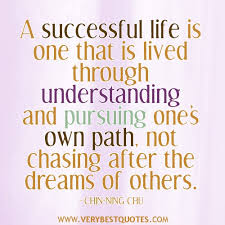 Quotes For A Successful Life Extraordinary Quotes For A Successful Life Custom