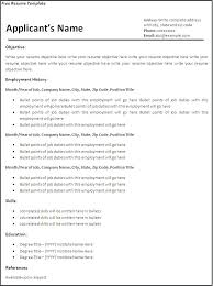 creating a resume for free creating a free resume template resume free  create resume free software