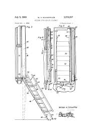 Folding Staircase Patent Us296526 Folding Staircase Google Patents Drawing Clipgoo