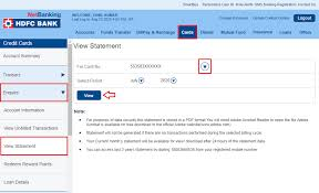 Mar 07, 2021 · credit card statement: Hdfc Credit Card Statement How To Check Card Statement Online