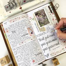 Personal Journaling Get To Know Journaling Expert Helen Colebrook Simply Lettering