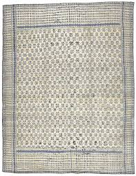 vintage spanish flat woven rug bb by doris leslie blau