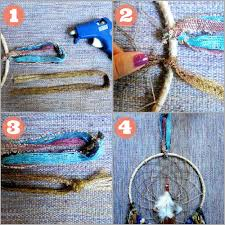 Dream Catcher Patterns Step By Step DIY Tutorial How to Make a Dreamcatcher The Journey Junkie 96