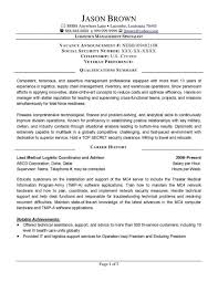 Warehouse Specialist Resume Download Warehouse Specialist Cover