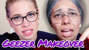 get your geezer on how to look old makeup tutorial makeup your mood hissyfit