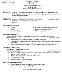 Proper Resume Objective Resume Objective Summary Examples Resume