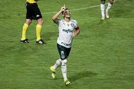 Palmeiras vence CRB e larga na frente na Copa do Brasil