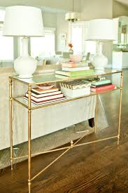 Sofa Table Decorations Best 25 Sofa Table Styling Ideas On Pinterest Entry Table