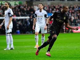 Bookmark situs nobartv atau download apk yang sudah kami sediakan untuk. Result Manchester City Go Top With Narrow Swansea City Win Sports Mole