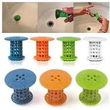 universal 391607223420 bathroom tub drain hair catcher clean strainer filter bathtub mesh protector