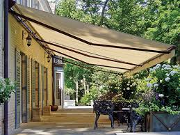 kirkland retractable patio awnings