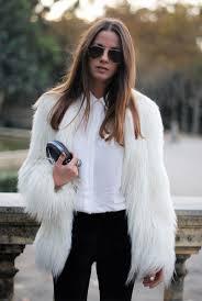 lush long fur long white fur