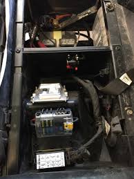 fuse box installed