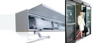 sliding door system image automatic operating equipment systems hafele uk