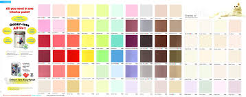 Nippon Paint Color Chart Pdf Products In 2019 Nippon Paint Paint Color Chart Paint Shades
