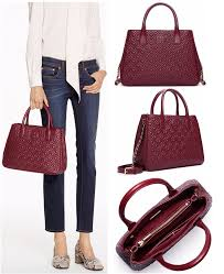 Tory Burch Marion Quilted Tote &  Adamdwight.com