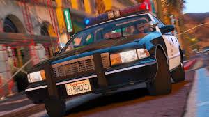 ELS] 1995 Chevy Caprice 9C1- Los Angeles Police Dept. - GTA5-Mods.com