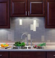 Stick On Backsplash For Kitchen Self Adhesive Backsplash Tiles For Kitchen Peel N Stick Tile 9 5
