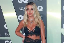 Rita ora — only want you (sam feldt remix) (2019). Rita Ora Raising Funds For Unicef With Afternoon Tea Charity Livestream