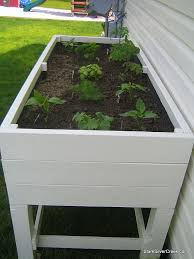 spring gardening project build a diy vegetable planter box plans for box and organic fertilizer