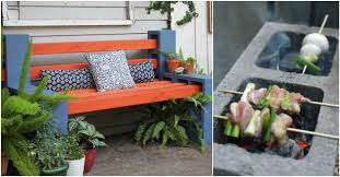 Creative way decor garden home cinder block Ruth One Crazy House 15 Creative Cinder Block Projects For Your Home And Yard