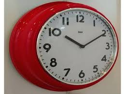 full size of big red kitchen clocks large wall uk retro clock the new way home