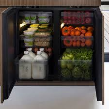 modular refrigeration reimagine refrigeration seamless integration refrigerators wine coolers ice makers undercounter built in