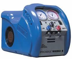 minimax refrigerant recovery machine promax minimax refrigerant recovery machine