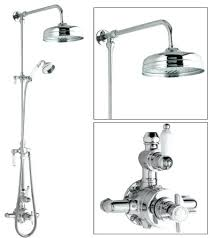 thermostatic shower systems canada system with tub spout exira reviews ceramic chrome rose head and grand riser kit bathr