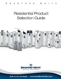Lowboy Water Heater 50 Gallon Lowboy Models Bradford White Water Heaters Built To Be The Best
