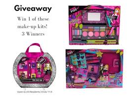 win make up kits for gifts 3 winners coupon