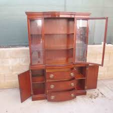 cabinet style. Rhharpgallerycom Sold Drexel China Cabinet Antique Heritage Connoisseur Chinese Vintage Breakfront Modern Style Home Design.jpg