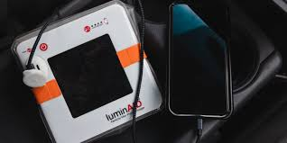 The Solar Phone Charger You Need For Power Outages Luminaid