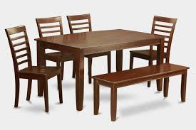 small dining bench: heres another solid asian wood dining set with bench in a traditional style its a