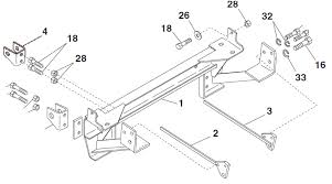 new 97 04 ford f 150 f 250ld western unimount 62225 1225 plow mount installation instructions for this 62225 plow mount f150 unimount