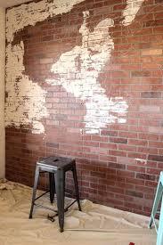 fake brick wall faux brick wall effect panels wondrous exposed bedroom fake  brick wall panels fake