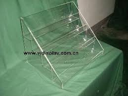 Acrylic Tiered Display Stands 100 Tier Acrylic Display Stand ShenzhenVanjin TradersCity 27