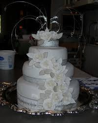 25th Wedding Anniversary Cake Decorations Wedding Decoration Ideas