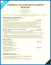 Federal Government Resume Template Berathen Format Wonderful Job Cv ...