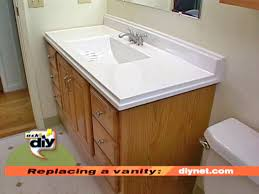 installing a bathroom vanity. Modern Ideas Coolest Replacing Bathroom Vanity P21 On Stunning Designing Home Replace Amazing Installing A