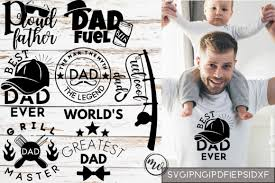 Find quotes, fonts and a wide range of design elements, svg eps dxf png ttf otf. 1 Dad Quote Bundle Designs Graphics