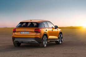 2018 audi q2. brilliant 2018 2018 audi q2 rear and audi q2 r