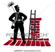 Chimney Sweeper Chimney Sweeper Stock Illustration K28282919 Fotosearch